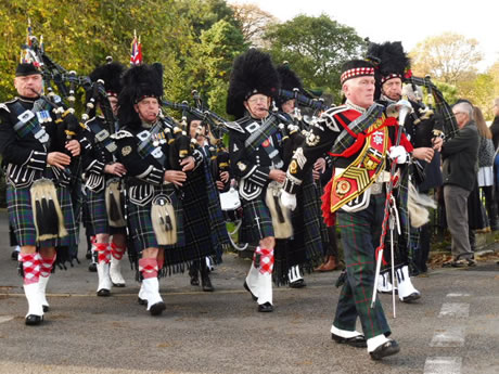 Kernow Pipes and Drums