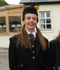 Kernow Pipes and Drums Felicity
