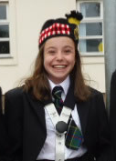 Kernow Pipes and Drums Eleanor