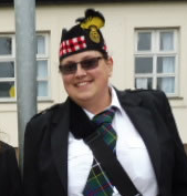 Kernow Pipes and Drums Beth Jordan