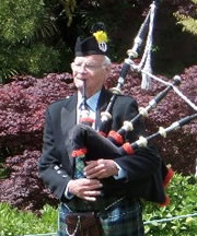 Kernow Pipes and Drums James Robertson