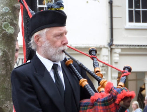 Saturday 25th October – Poppy Appeal Launch Truro