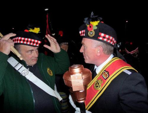 Saturday 15th November – St Austell Carnival