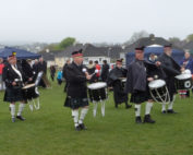 kernow pipes and drums at saltash