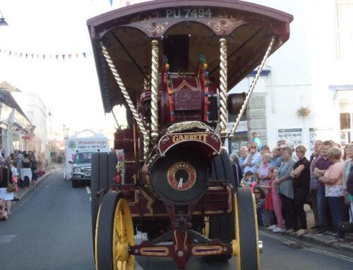 Saturday 8th August, Wadebridge Carnival
