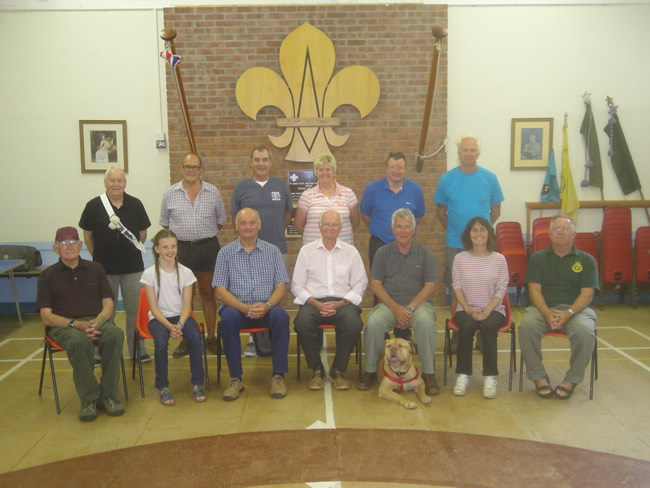 Kernow Pipes and Drums at workshop 2014
