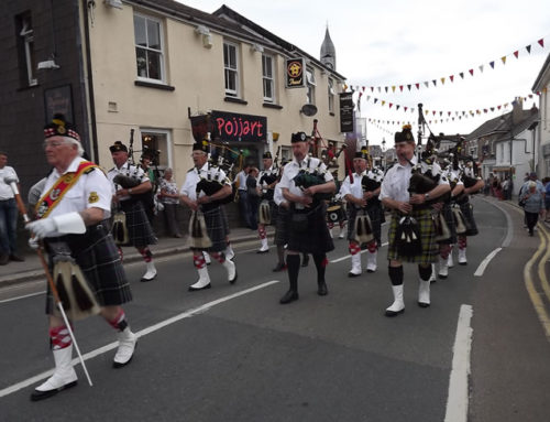 Saturday 27th July – Wadebridge Carnival
