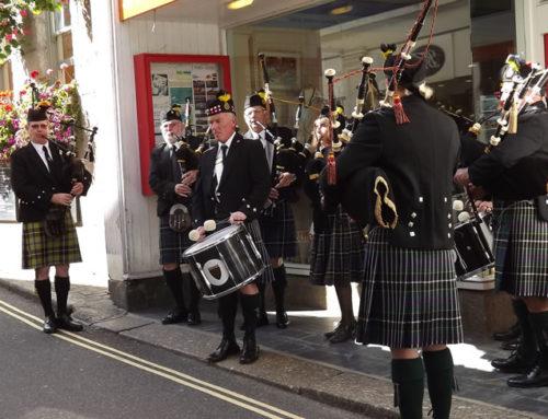 Saturday 14th September – St Ives Festival