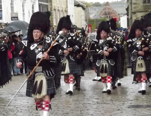 Sunday 10th November – Armistace Day Parade Truro