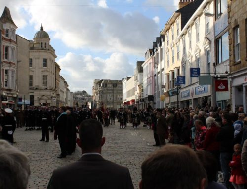 12th November – Remembrance Parade Truro