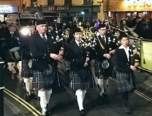 Newquay Lantern Parade 2018
