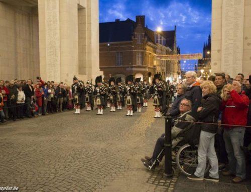 Menin Gate, Ypres – 23/24 September 2019
