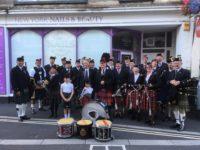 The South West Band at Bideford 2019